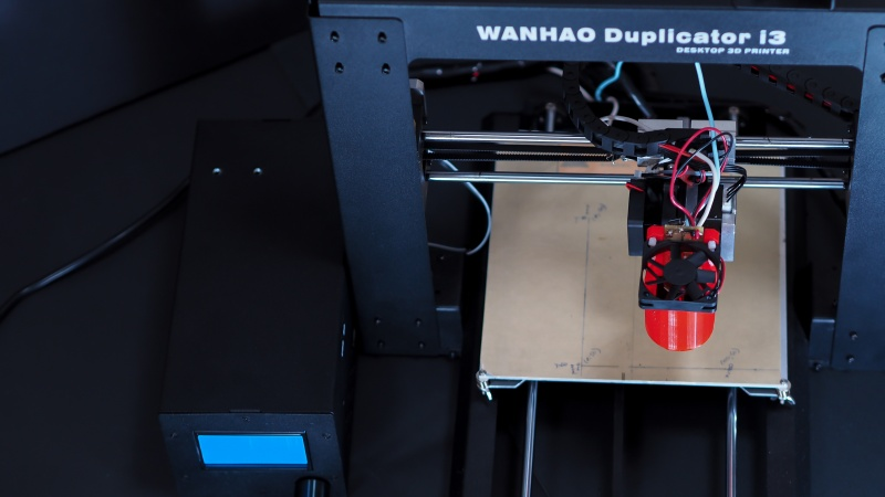 Wanhao diode laser cutter / engraver